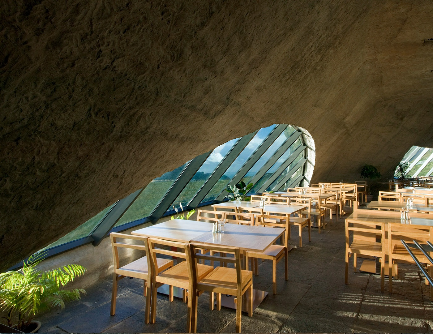 The Cliffs of Moher Visitor Centre, Co  Clare - REDDY A+U